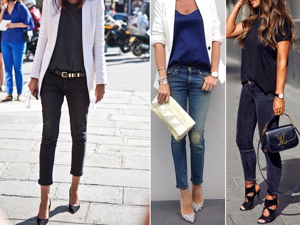 How to dress 4 the first Date girls and women outfit ideas  with Jeans and Shirt Fashion Bloggerin from Germany Annie K. ANNIES BEAUTY HOUSE