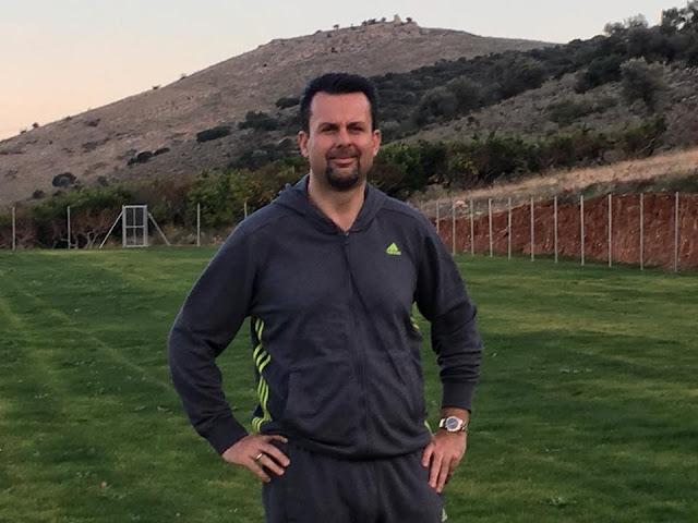 Δ. Κρίγγος: Γήπεδο για το Σκαφιδάκι - Δημιουργούμε και αναβαθμίζουμε ένα μεγάλο πλέγμα αθλητικών χώρων