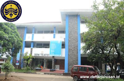 Daftar Fakultas dan Program Studi ISBI Institut Seni Budaya Indonesia Bandung
