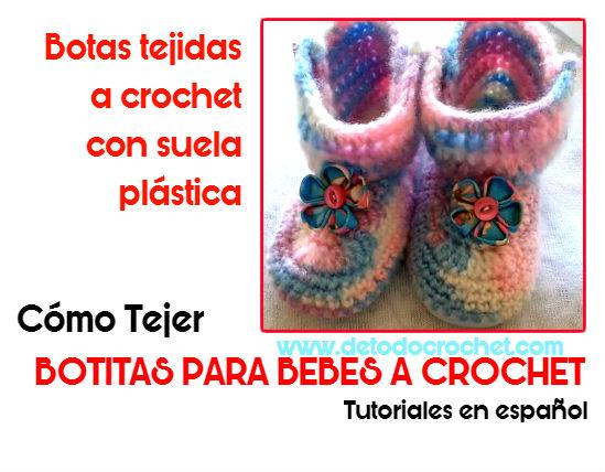 botas-crochet-con-suela
