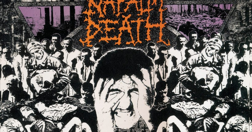 napalm death from enslavement to obliteration remastered