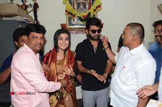 Shatamanam Bhavati Team at Sandhya Theater  0136.JPG