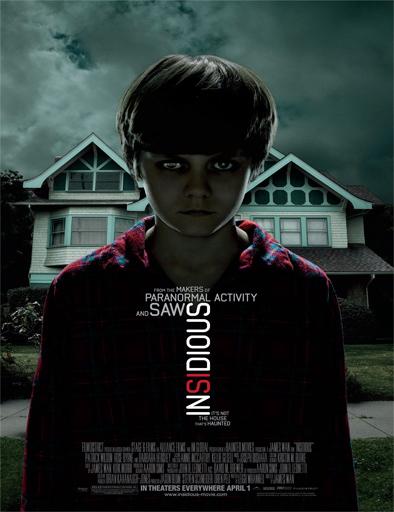 Ver La noche del demonio (Insidious) (2010) Online