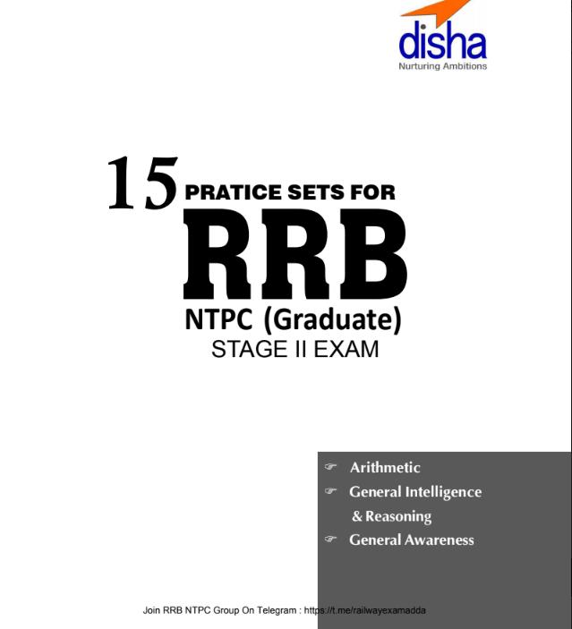 RRB NTPC Practice Paper - Studygyan24