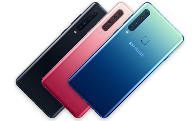 Samsung Galaxy A9 With Four Cameras Launched