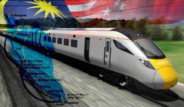 Malaysia, Singapura Muktamad Perjanjian Laksana Projek HSR