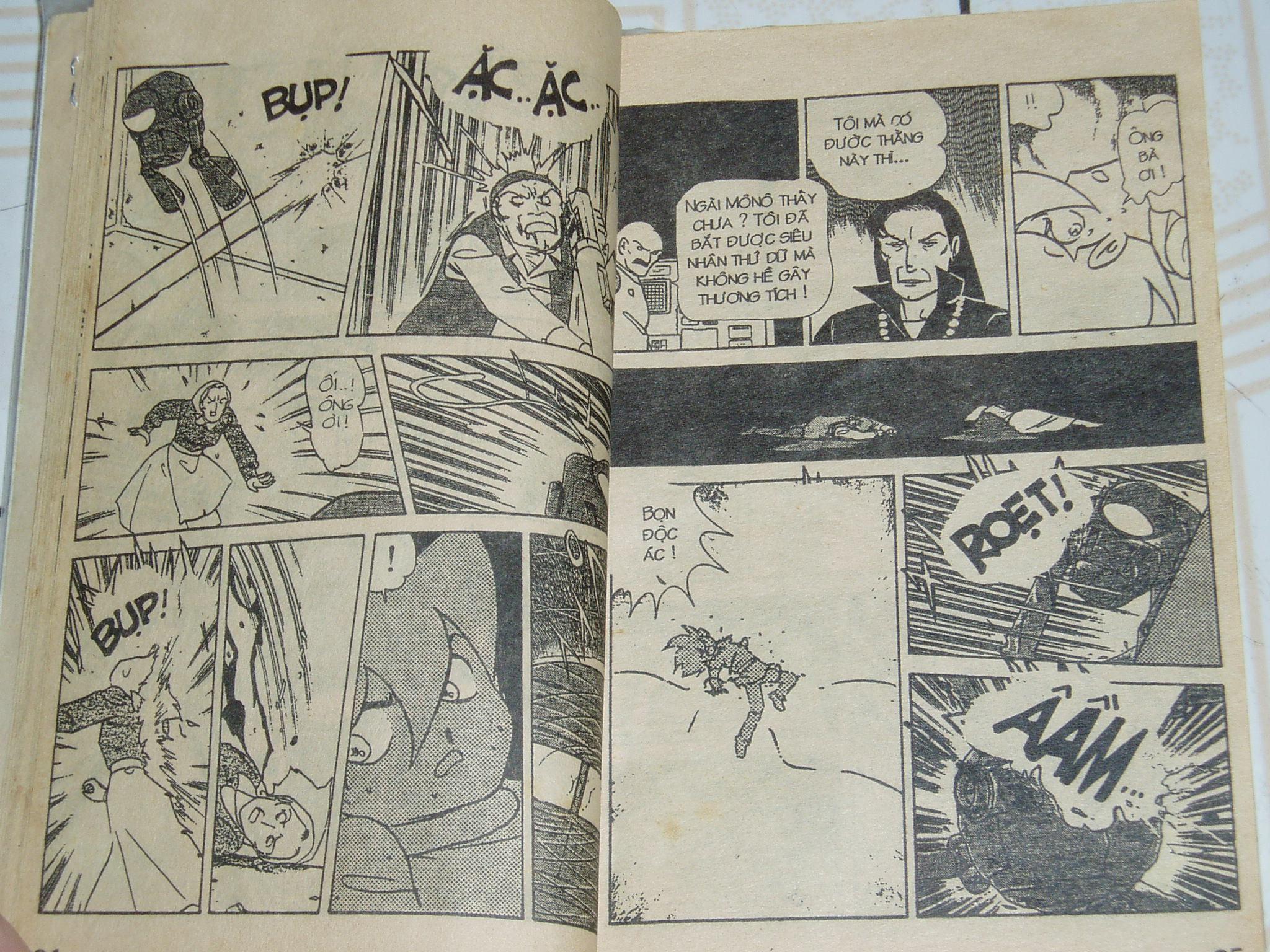 Siêu nhân Locke vol 18 trang 11