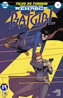 DC Renascimento: Batgirl #10
