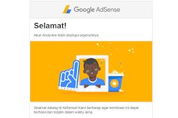 Tips Full Approved Daftar Google AdSense Non Hosted 2018