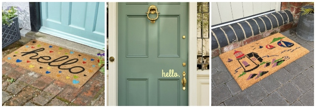 cheerful door accessories