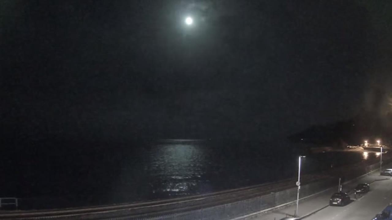 Una bola de fuego «más brillante que la Luna» cae cerca de Reino Unido