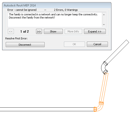 Revit 2014 Custom Pipe Elbows | All BIM All the Time