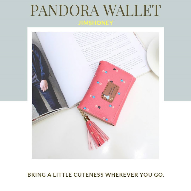 Jims Honey Pandora Wallet