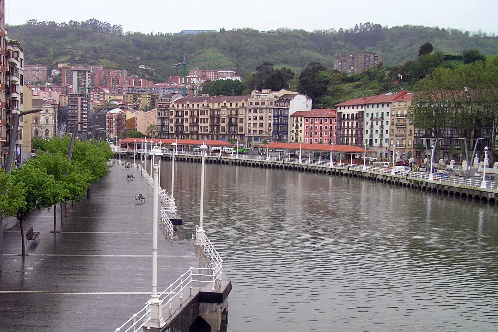 Ría de Bilbao.