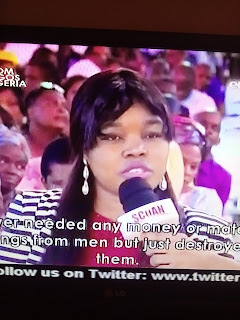 You Will Be Afraid of Sleeping With Women After Hearing This Lady's Deliverance Testimony