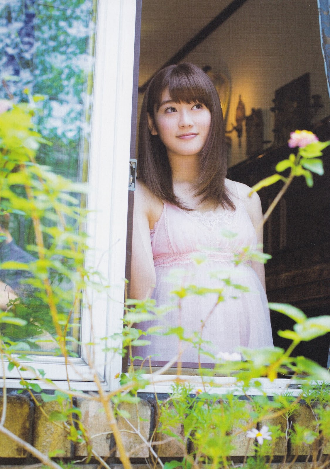 Moriya Akane 守屋茜 Keyakizaka46, UTB+ 2017.05 Vol.37 (アップトゥボーイ プラス 2017年35号)