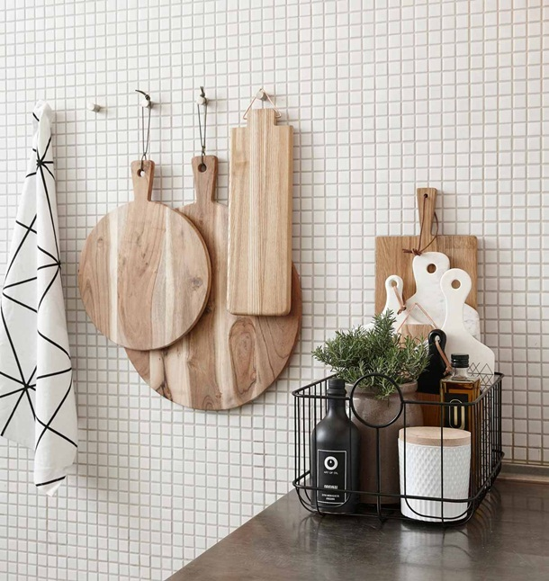 Inspiracje W Moim Mieszkaniu Drewniana Deska Do Krojenia