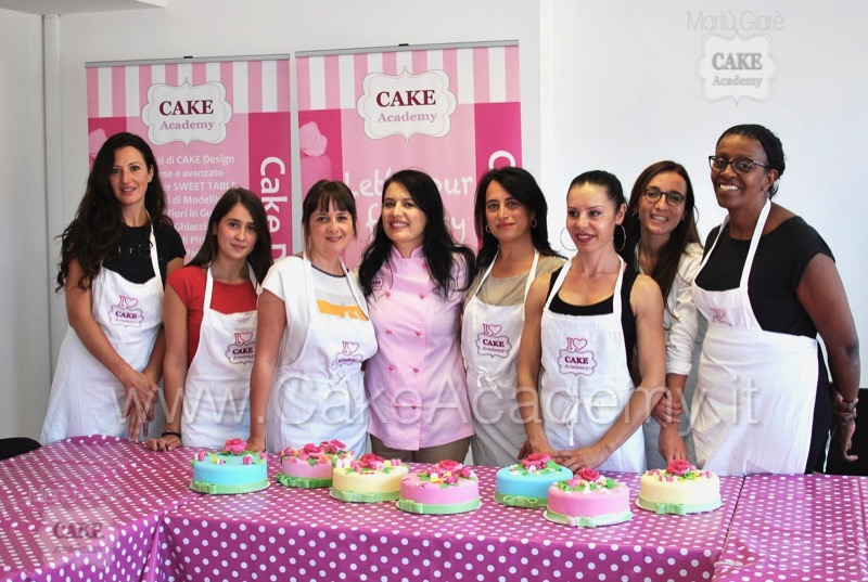 CAKE ACADEMY ROMA COUTURE STYLE - Corsi, Ricette, Cake ...