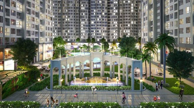 Thông tin mới về dự án Imperia Sky Garden 423 Minh Khai- CĐT TERRA GOLD Việt Nam