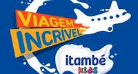 Promoção Viagem Incrível Itambé Kids itambekidspromo.com.br