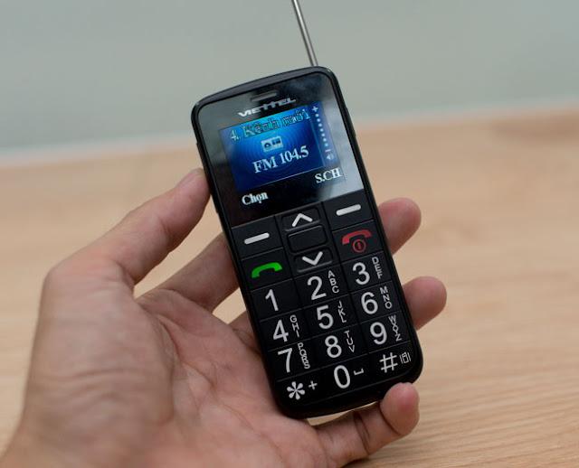 điện thoại người già Vieetel v6216