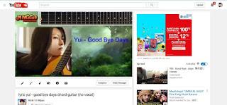 cara mendaftar adsense untuk youtube