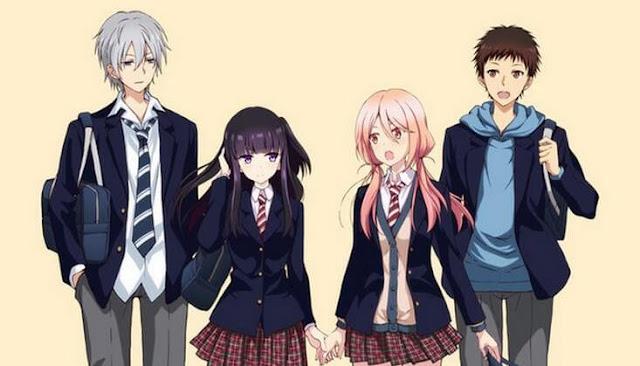 Netsuzou Trap - Anime Romance School 2017 Terbaik