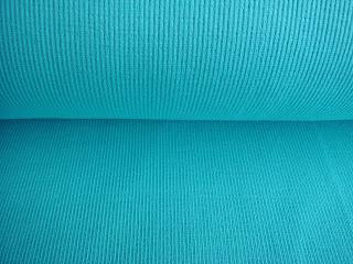 patent bavlnený tyrkysový