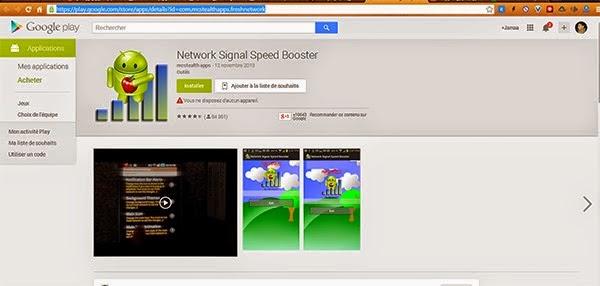 optimización de los servicios Wifi en el Android