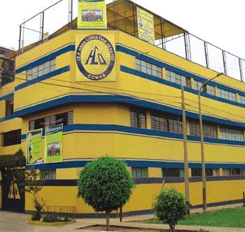 Colegio HANS CHRISTIAN OERSTED - Comas