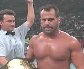 WCW Slamboree 1996 Review - Dean Malenko defended the WCW Cruiserweight title against Brad Armstrong