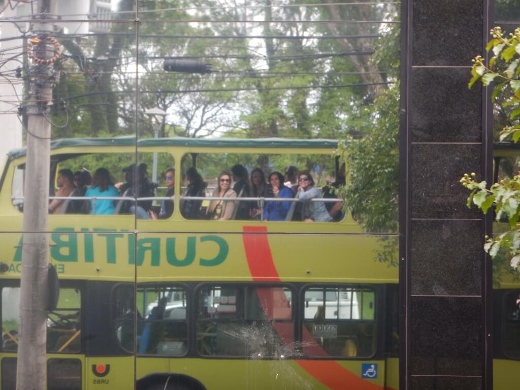 Ônibus Turístico de Curitiba