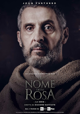 The Name Of The Rose 2019 Miniseries Poster 6