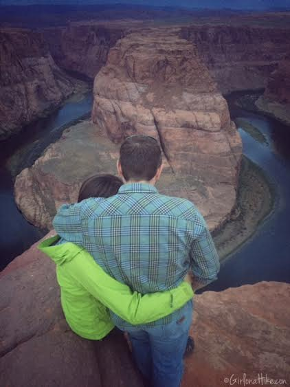 Horseshoe Bend, Page, Arizona, Glen Canyon Recreation Area
