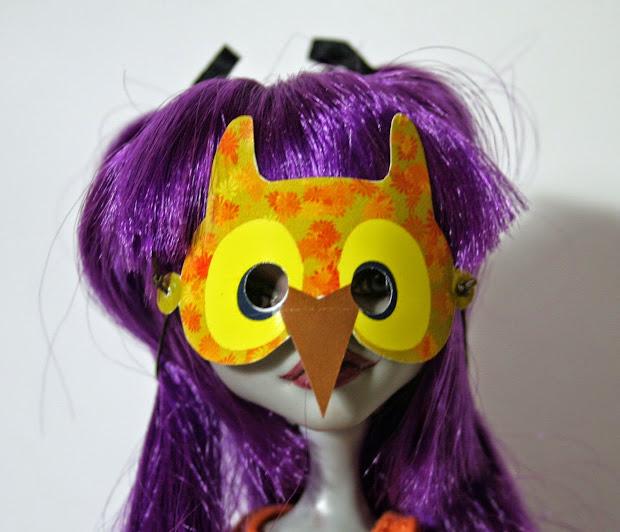 Monster High Printable Masks - imgUrl