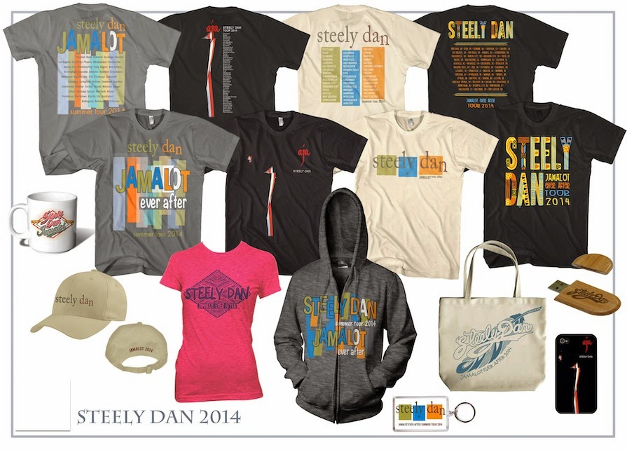 http://steelydan.com/tour14merch.html