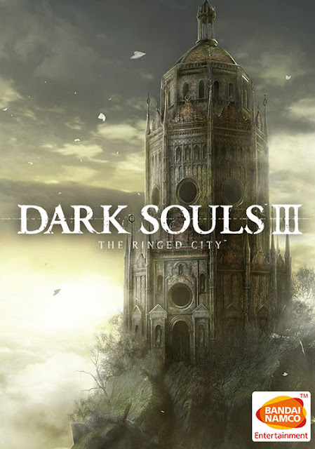 Dark Of Souls 3 - The Ringed City