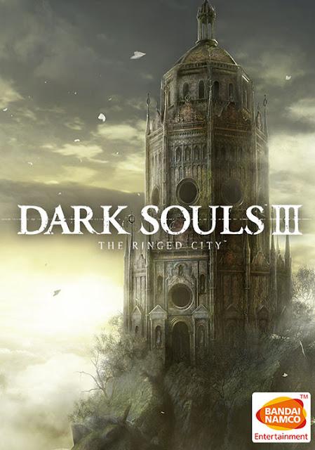 Dark Of Souls 3 - The Ringed City