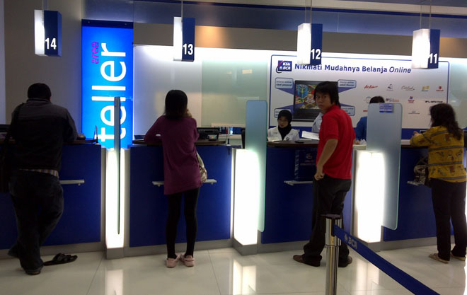 Cara Setor Tunai di Bank BCA Tanpa ATM