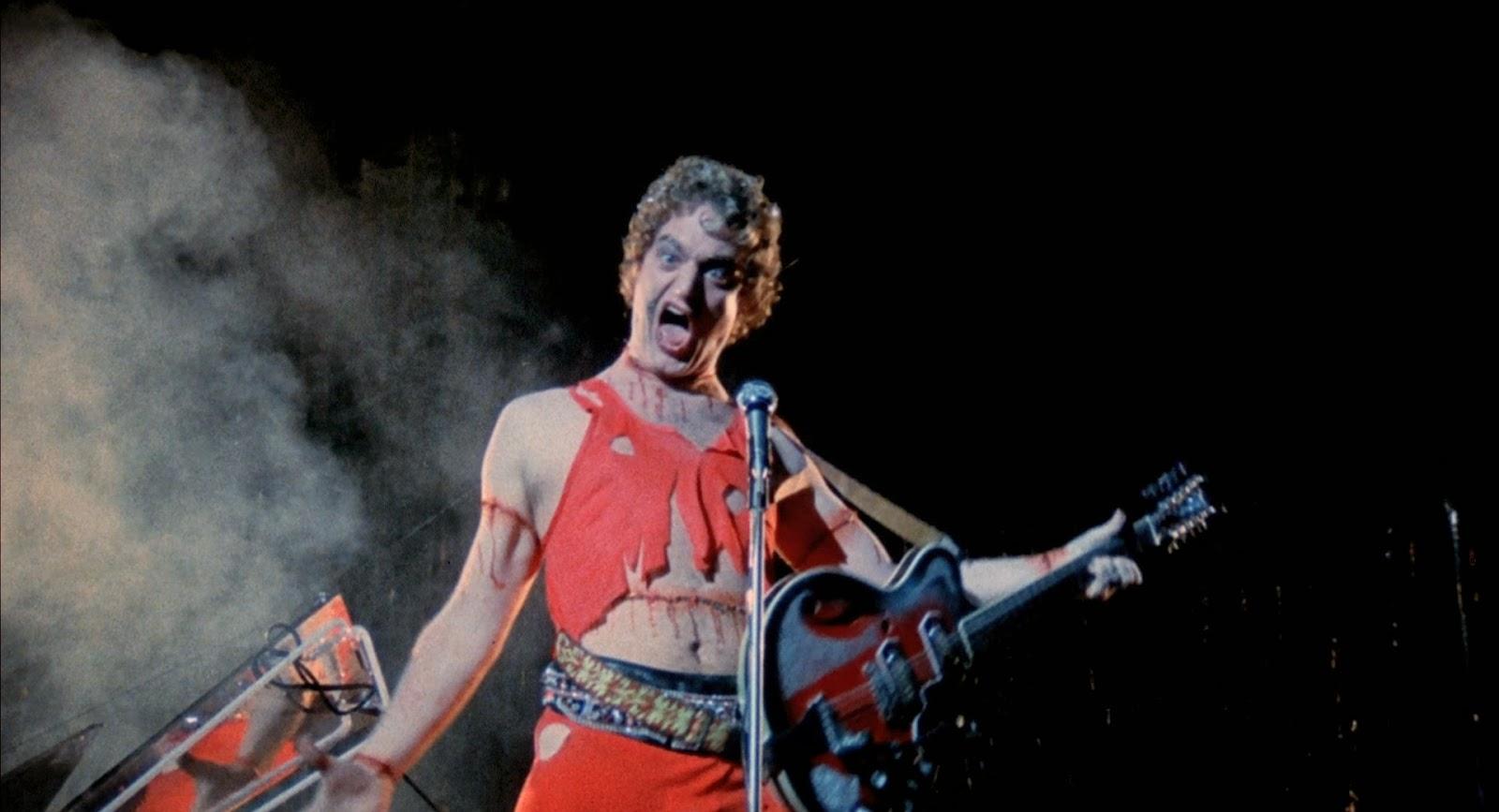 Kirk Hammett House Horror 101 With Dr Ac Phantom Of The Paradise 1974