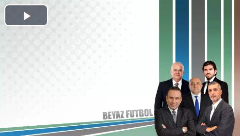 Beyaz Futbol 2 Nisan 2017 HD İzle Tek Parça