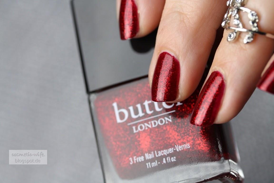 Butter London - Chancer   ... noch ein Make-up Blog...   Bloglovin\'
