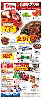 ⭐ Frys Food Ad 8/21/19 ✅ Frys Food Weekly Ad August 21 2019