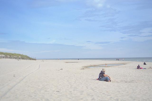 szeroka plaża na Helu, gdzie szukać?