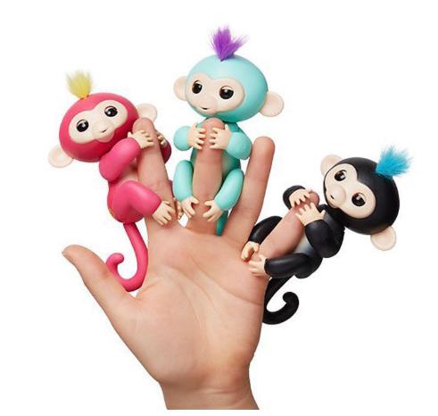 La scimmietta interattiva