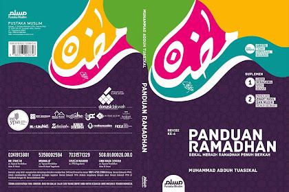 Buku Panduan Ramadhan Gratis Karya Muhammad Abduh Tuasikal