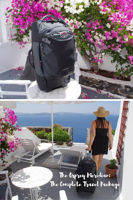 The Osprey Meridian: The Complete Travel Package