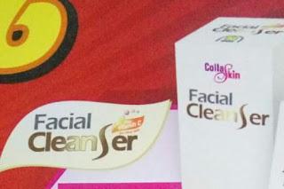 Harga collagen facial cleanser