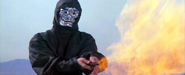 revenge of the ninja 1983