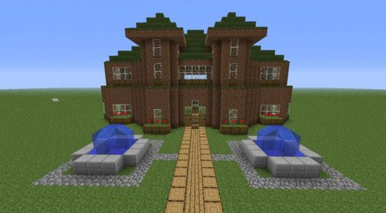 Minecraft Cool Houses Ideas